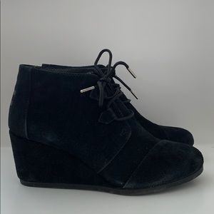 Toms Boots New with Box